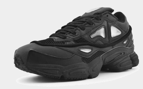 Raf Simons x Adidas Consortium Ozweego 2 черные