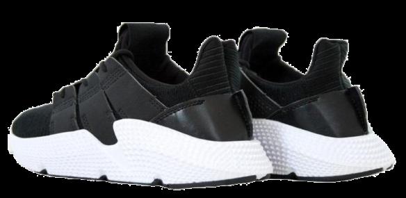 Фото Adidas Prophere Черные с Белым - 3