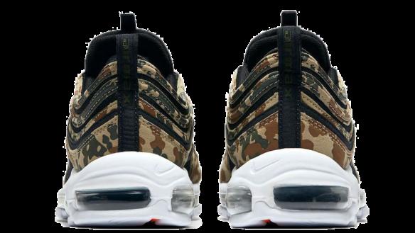 Фото Nike-Air Max 97 Germany Камуфляжные - 1